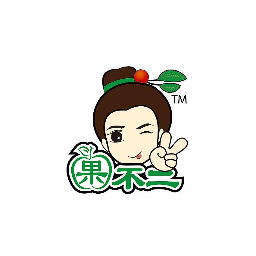 天猫水果店卡通logo图片