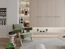 Anson︱小清新北欧风   开维