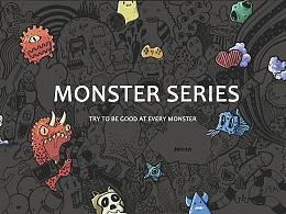 追梦人——怪物系列