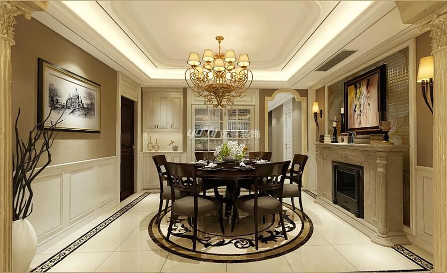 中航风格城底跃230平欧式翡翠装修设计-渝北洋别墅厨房吗阁楼可小做图片