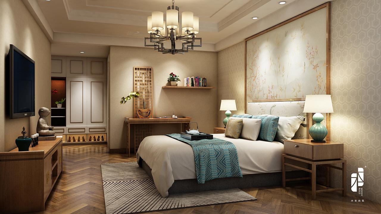 背景墙 房间 家居 起居室 设计 卧室 卧室装修 现代 装修 1280_720