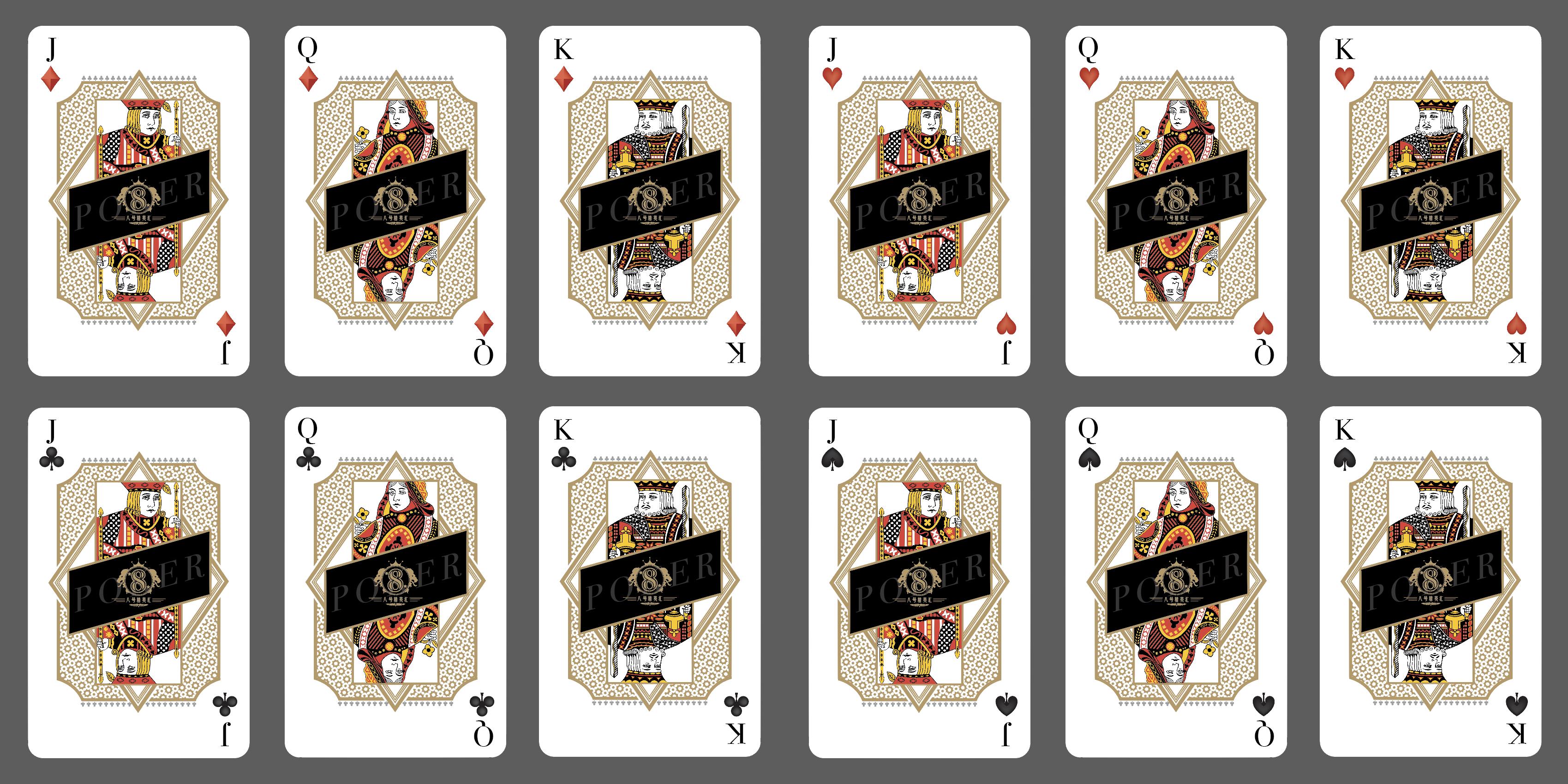 8club poker h5设计-app界面-ui-sunny8915 - 原创