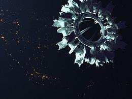 科幻短片 《看门狗2》式开场动画