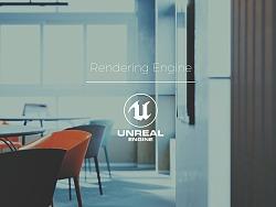 [Unreal Engine] UE4_Restaurant 60FPS