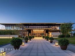 【繁溪建筑摄影】河北涿州隆基泰和地产建筑景观摄影