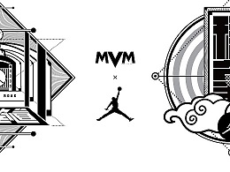 MVM × JORDAN BRAND_精神主旨ICON