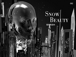 SNOW BEAUTY  雪落黑森林
