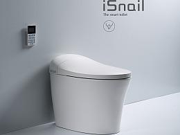 产品摄影:isnail智能马桶
