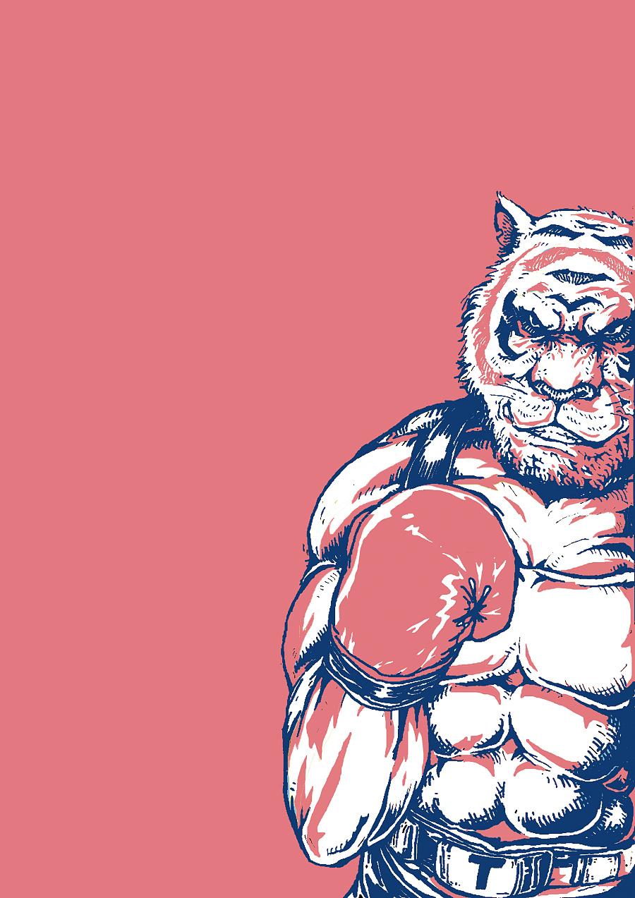 动物运动会 江南大学校运会海报设计|海报|平面|维