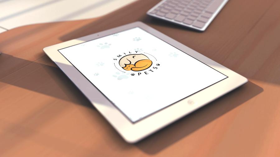 LOGOv宠物-smilypet宠物店|VI/CI|软件|hekolxx-装修设计平面哪款比较好图片