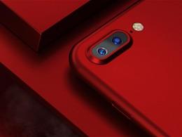 iphone 苹果手机新年红