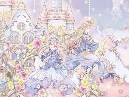 新Lolita柄图,有天使歌唱的城市