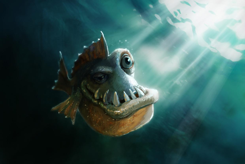 巨型食人鱼图片_食人鱼图片大全大图图片展示_食人鱼图片大全大图相关图片下载