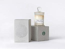 第九届Hiiibrand金奖作品  《暧。地球咖啡渣蜡烛》