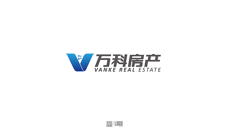 英文为vanke real estate或首字母vk 图片