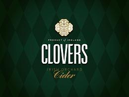 爱尔兰果酒酒标签设计品牌形象设计