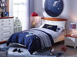 青少年儿童家具拍摄《星空》:stars: