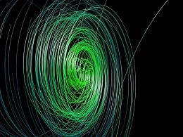 发射粒子抽丝练习