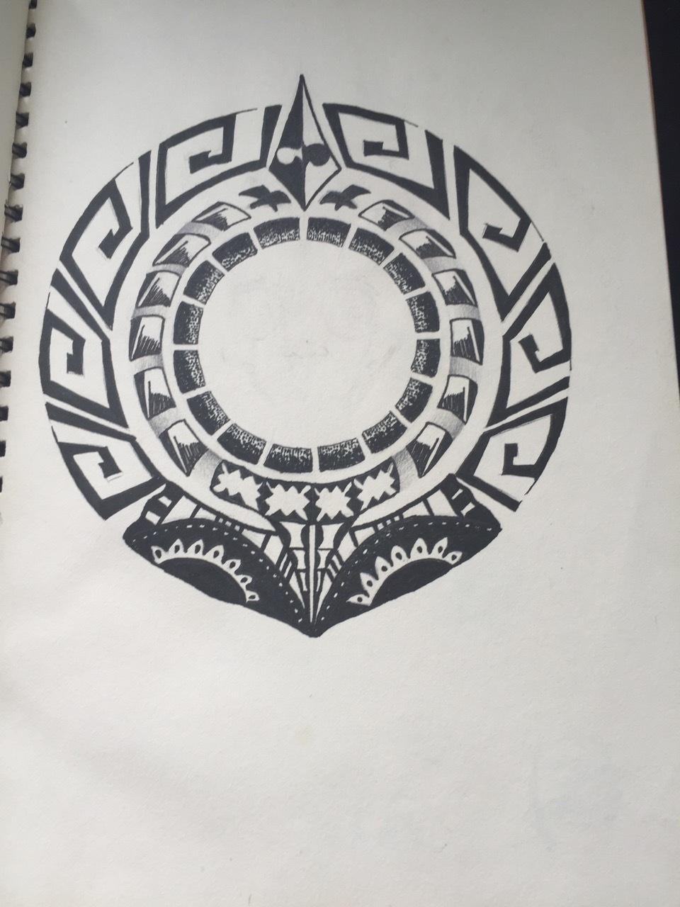 手绘logo,纹身图