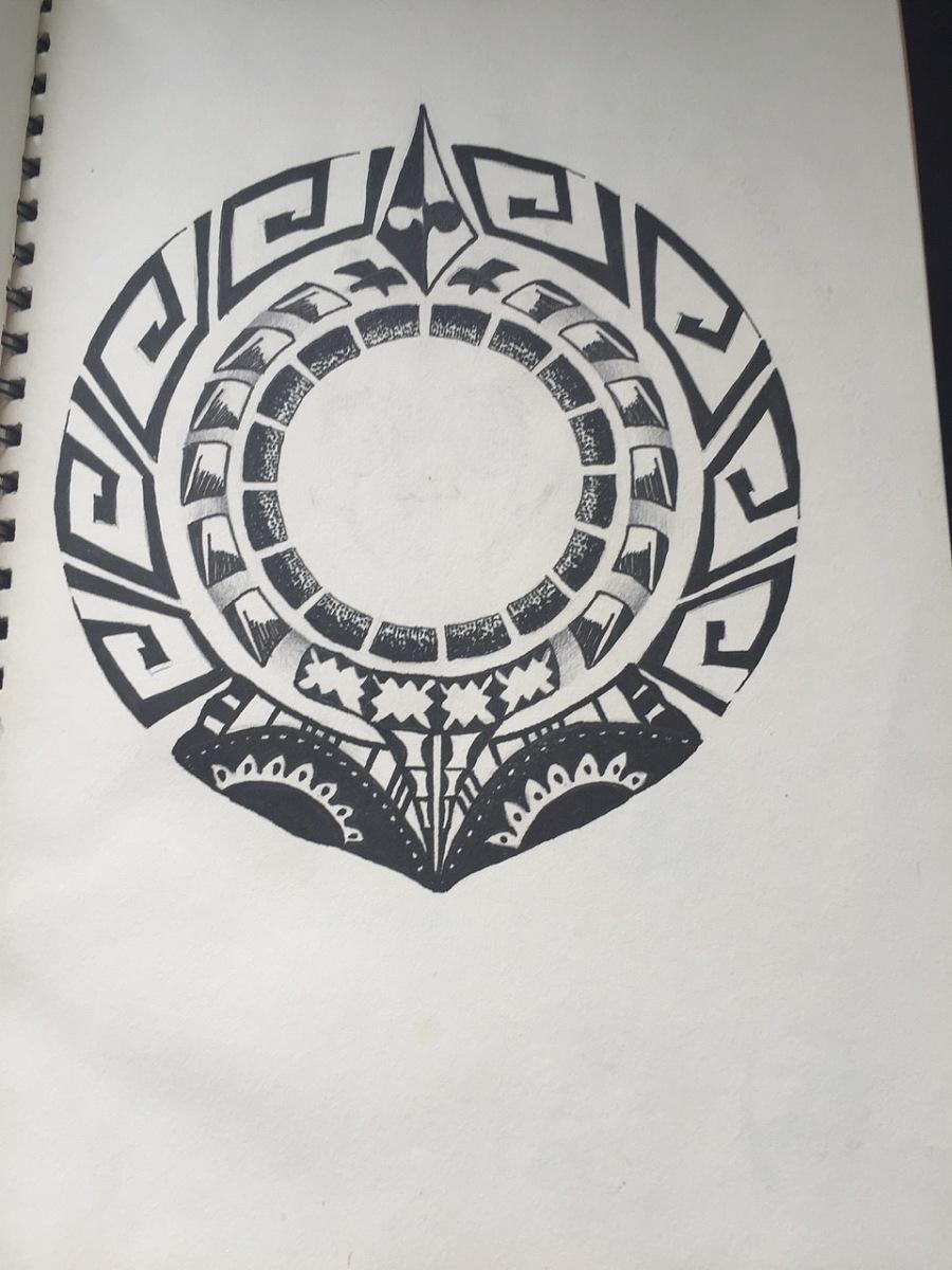 手绘logo,纹身图|图形/图案|平面|psman