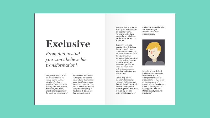 (1/5)自学平面设计,快速入门教程:字体排印篇|平找平面设计素材一般在哪找图片