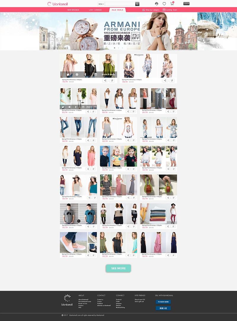 国外电商网站设计交流|网页|教程|divinyan - 原创