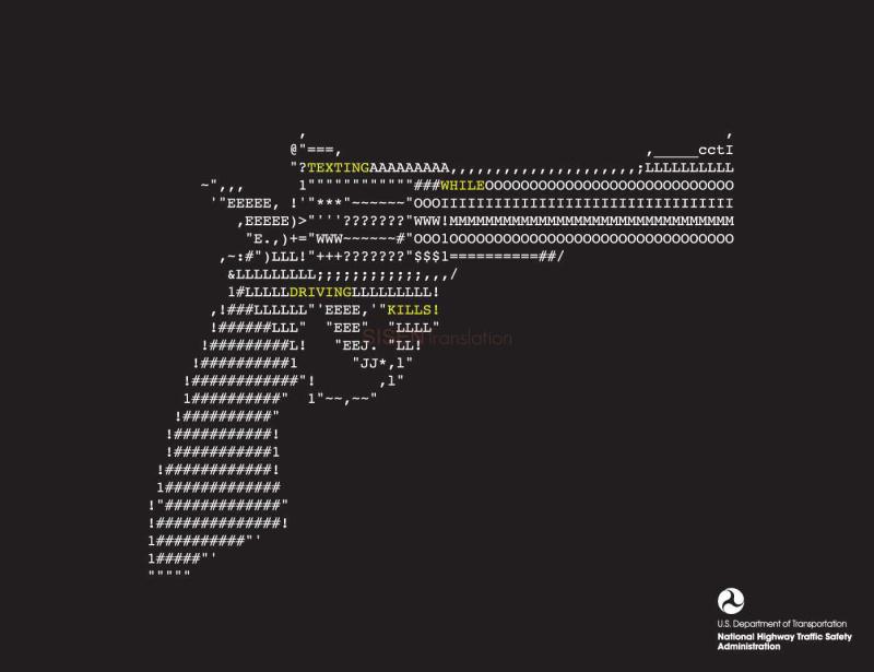 文字排版设计时20个供参考的海报与广告图片