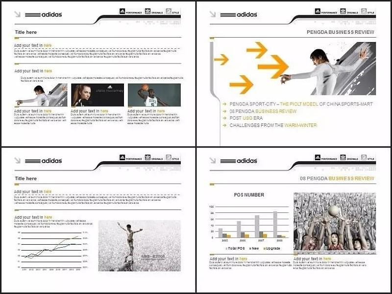 ppt 非常强大的一个概念,对于报告呈现中的相同布局排版,利用版式规则图片