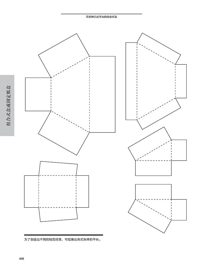 如折叠纸盒,托盘盒,管式盒,套盒,包裹盒,纸板夹,瓦楞纸箱,售点陈列盒图片