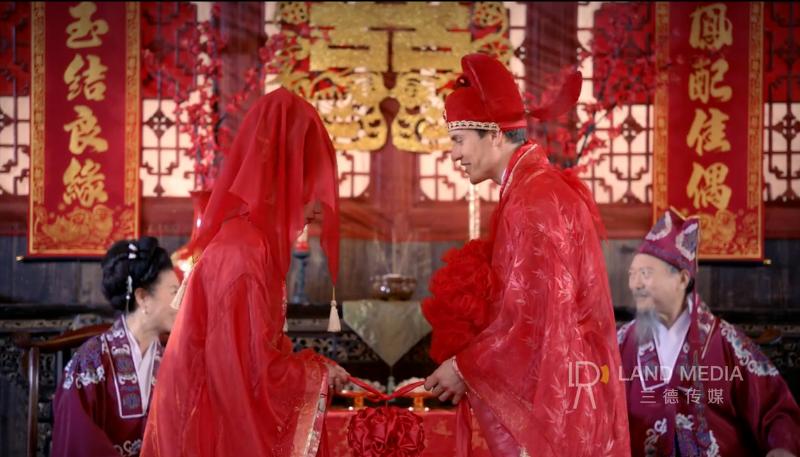 兰德国际五粮液美牌视频酒视频广告策划|影婚宴传媒酷图片
