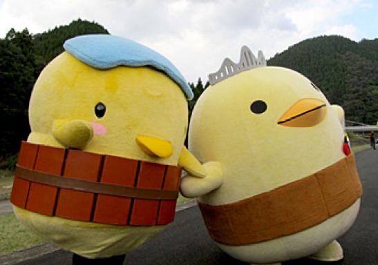 角色大讲座|日本城市吉祥物京都大阪篇|设计观点|酷