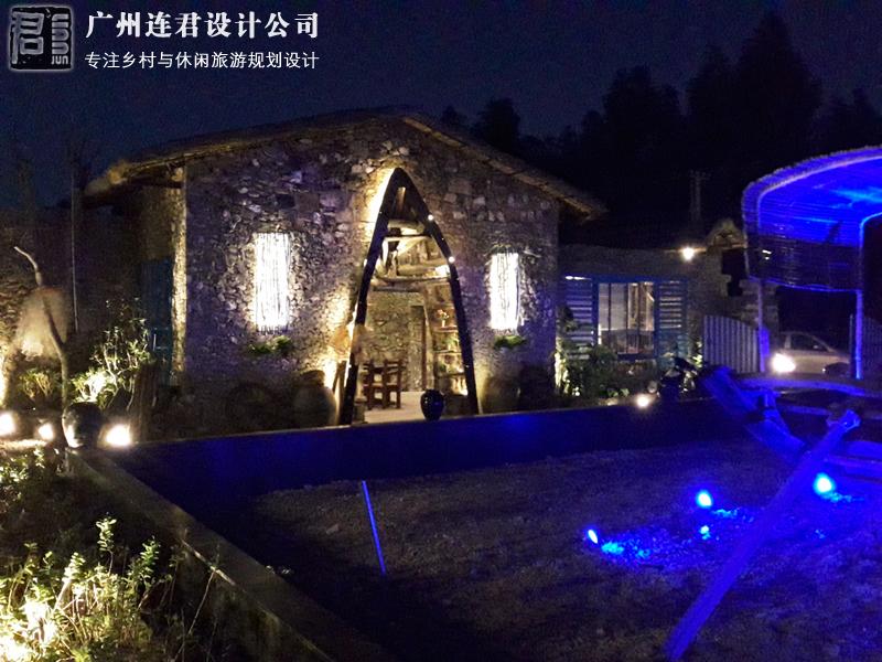 会呼吸的珊瑚屋(上),广州民宿设计师连君的乡村