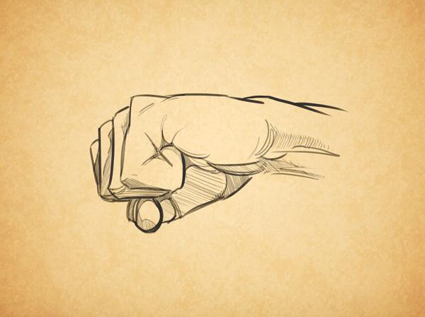 【动画入门教程】如何画好卡通人物的手