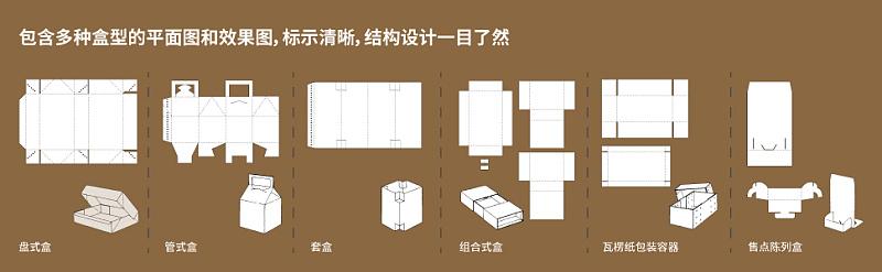 hg0088皇冠新2推荐书籍《包装结构设计大全(全新修订版)》内容分享图片