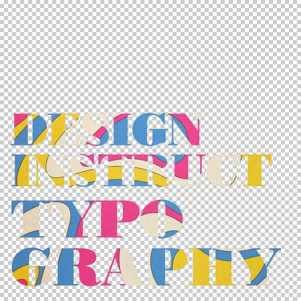 step step 用Photoshop制作70年代复古字体 平面 教程 wjzks0535 原创文章