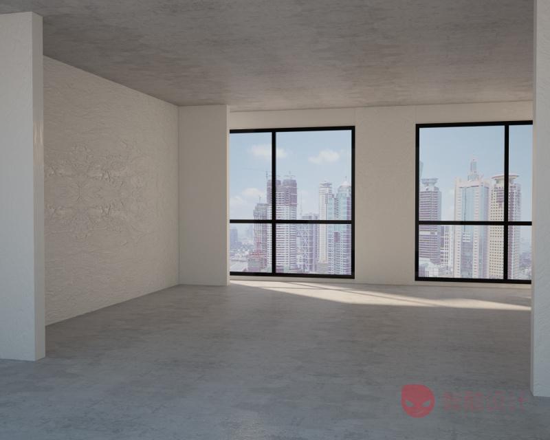 一套50平方的工作室设计 3D 原创/自译教程 so援疆送教成果展示图片