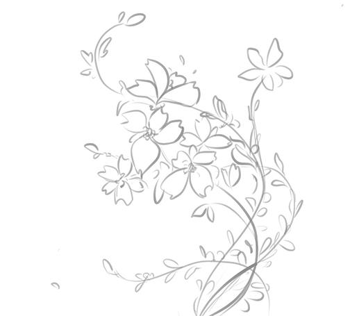 萝莎莎的手绘设计-星巴克杯子(淘宝店装修设计)