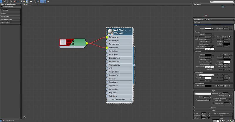 GT3赛车游戏场景3ds max渲染技巧 附材质贴图