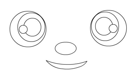 工程图 简笔画 平面图 手绘 线稿 560_297