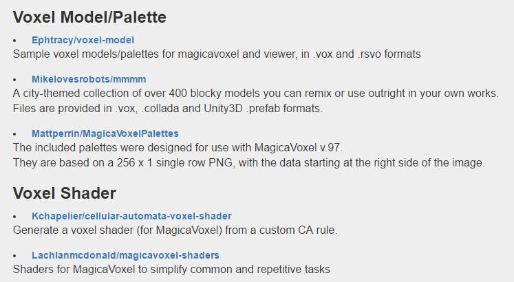 像素爱好者的超级玩具——Magicavoxel - 设计文章- 站酷(ZCOOL)