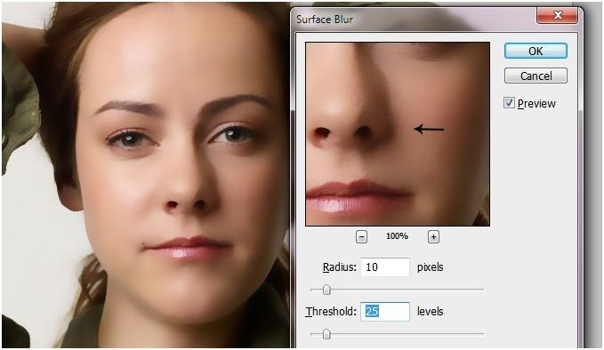 3步制作完美皮肤教程 超级简单