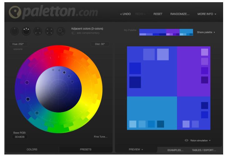 火狮设计(FLD)-UI设计中的颜色运用