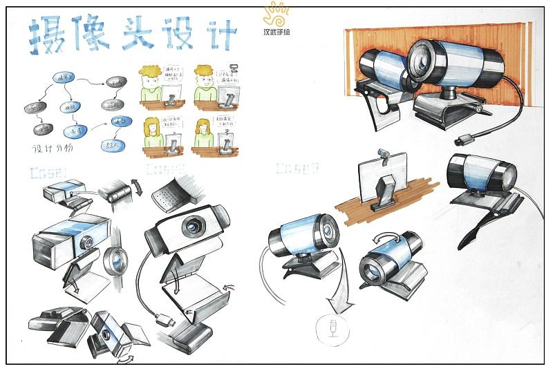 教程:工业设计手绘快题(原创文章)