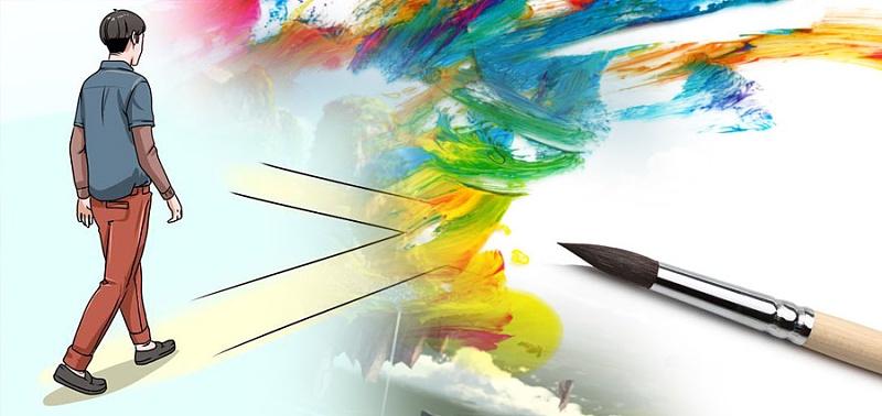 学习绘画到底有前途吗?图片