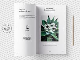 个人品牌站-LDR visual