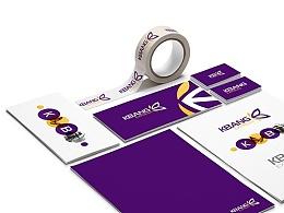 鲁班班 快邦物流 logo设计 标志设计