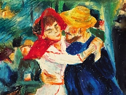 谈恋爱不如跳舞