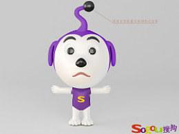 《萌萌〉搜狗吉祥物設計提案