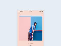"""好""""色""""之徒-GUI页面配色练习"""