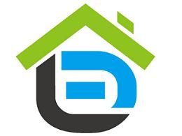 鼎立装饰logo设计